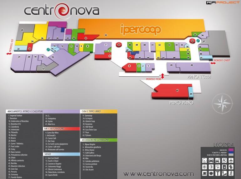 mappa_CENTRONOVA
